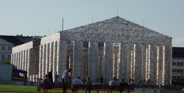 The Parthenon of Books