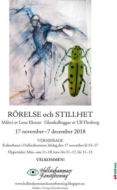 Affisch Lena Ekman-Ulf Flenberg